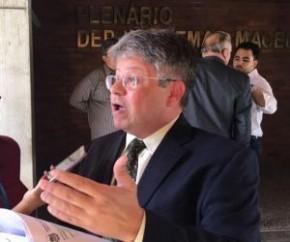 Deputado Gustavo Neiva (PSB)(Imagem:Cidadeverde.com)