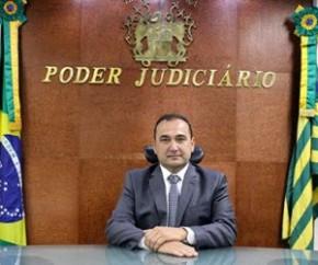 Desembargador Erivan Lopes(Imagem:Cidadeverde.com)