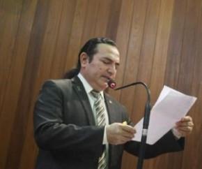 Deputado Francis Lopes (PRP)(Imagem:Alepi)