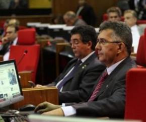 Deputado Aluísio Martins (PT)(Imagem:Alepi)