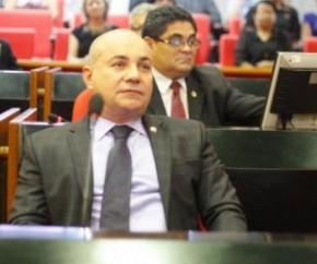 Deputado Henrique Rebelo (PT)(Imagem:Alepi)
