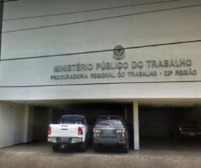 MPT apura irregularidades em prefeitura do Piauí.(Imagem:Divulgação)