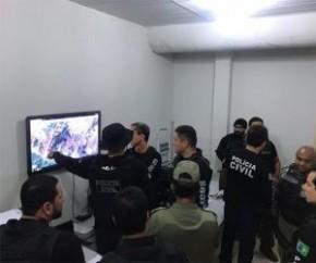 Polícia deflagra operação em cinco cidades do Piauí e cumpre 22 mandados judiciais.(Imagem:CidadeVerde.com)