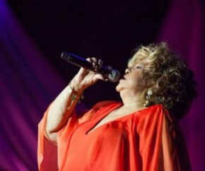 Alcione cantará clássicos da carreira no Projeto Seis e Meia no PI.(Imagem:Cidadeverde.com)
