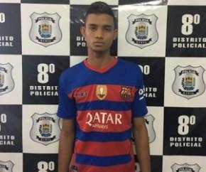 Suspeito de atirar contra desafeto dentro de padaria é preso.(Imagem:Cidadeverde.com)