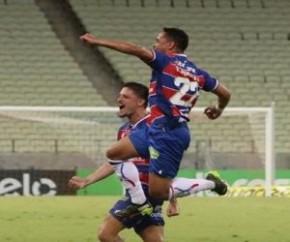 Na Arena Joinville, o Coritiba fez 3 a 2 sobre o Operário, num duelo totalmente paranaense. O gol da vitória e da classificação foi marcado por Luiz Henrique, de cabeça, aos 46 min(Imagem:Reprodução)