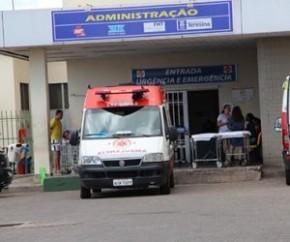 Hospital de Urgência de Teresina (HUT)(Imagem:CidadeVerde.com)
