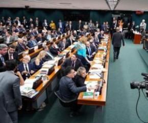 CCJ retoma terça-feira análise do parecer da reforma da Previdência.(Imagem:Agência Brasil)