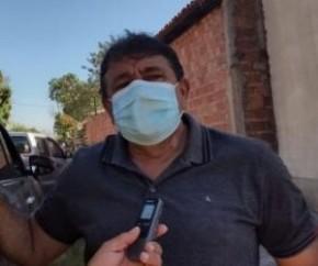 Carlão, diretor da Agespisa Floriano(Imagem:FlorianoNews)
