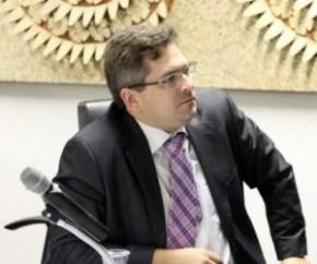 Deputado Pablo Santos(Imagem:Cidadeverde.com)