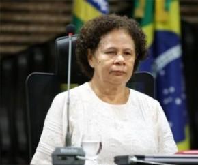 Governadora em exercício Regina Sousa(Imagem:CidadeVerde.com)