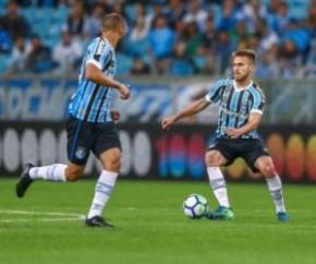 Zagueiro minimiza baixas do Grêmio para encarar o Palmeiras.(Imagem:Divulgação)