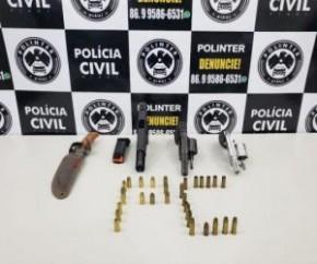 Polinter deflagra Operação Satélite e cumpre mandados na Capital(Imagem:Polícia Civil)