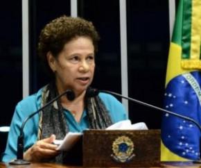 Senadora Regina Sousa (PT)(Imagem:Pedro França)
