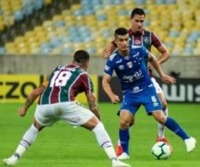 Em casa, Fluminense arranca empate no fim com o Cruzeiro pela Copa do Brasil.(Imagem:Bruno Haddad)