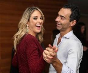 Ticiane Pinheiro e Cesar Tralli se casam em segredo.(Imagem:Instagram)