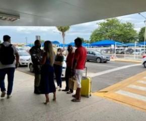 Quatro pacientes vindos para o Piauí retornam para Manaus; venezuelano é barrado em voo(Imagem:Reprodução)