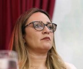 Deputada federal Rejane Dias (PT)(Imagem:Roberta Aline)