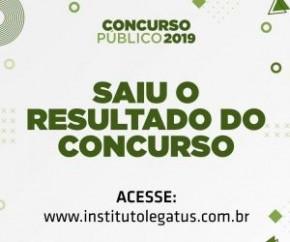 Divulgado o resultado preliminar do concurso público da Prefeitura de Floriano.(Imagem:Divulgação)