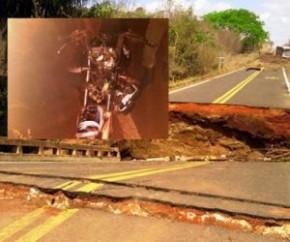 Mulher morre uma semana após sofrer acidente em Esperantina.(Imagem:Diariodolonga.com)