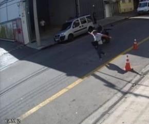 Policial é baleado durante tentativa de assalto na zona Leste.(Imagem:Divulgação)