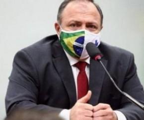 Pazuello diz que foi avisado verbalmente por Bolsonaro sobre suspeitas na negociação da Covaxin(Imagem:Reprodução)