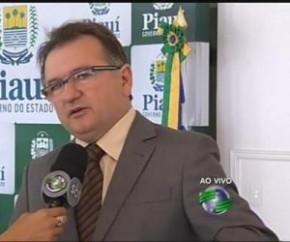 Merlong Solano, secretário de Governo do Piauí.(Imagem:Cidadeverde.com)