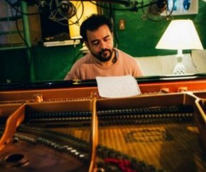 Pianista Marcelo Galter(Imagem:Júlio Constantini)