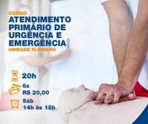 Senac de Floriano promove curso de Atendimento Primário de Urgência e Emergência.(Imagem:Senac)