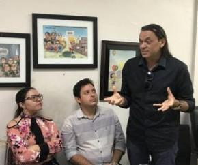 Frank Aguiar diz respeitar posição de grupo ligado a Gessivaldo.(Imagem:Divulgação)