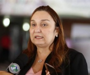 Deputada Flora Izabel (PT)(Imagem:Roberta Aline)
