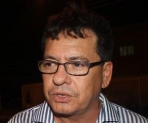 Francisco Wilson, presidente do Comercial-PI, aguarda prefeitura.(Imagem:Francisco Filho)
