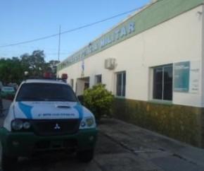 Residência é vítima de arrombamento em Floriano.(Imagem:FlorianoNews)