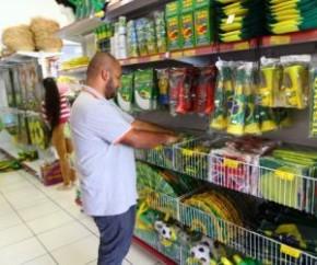 Copa do Mundo: um terço dos empresários apostam na alta das vendas.(Imagem:Cidadeverde.com)