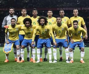 Estudo aponta Brasil como favorito da Copa do Mundo de 2018.(Imagem:Pedro Martins)