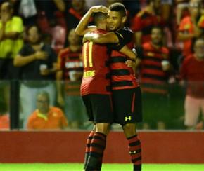 No Sport, atacante Juninho volta a fazer gol após quase dois anos.(Imagem:Anderson Stevens)