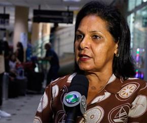 Coordenadora do Mais Médicos, Idvani Braga.(Imagem:CidadeVerde.com)