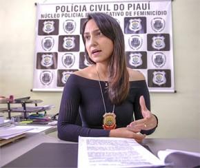 Delegada Luana Alves(Imagem:Divulgação)