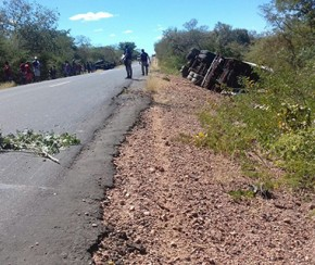 Feriadão de Corpus Christis registra 12 mortes e 65 feridos nas rodovias no Piauí.(Imagem:Divulgação)