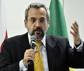 Ministro da Educação, Abraham Weintraub(Imagem:Divulgação)