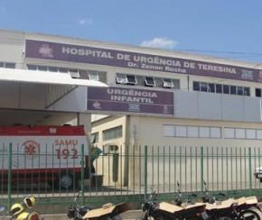 Hospital de Urgência de Teresina(Imagem:Cidadeverde.com)