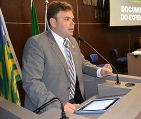 Vereador Aluísio Sampaio (Progressistas)(Imagem:CidadeVerde.com)