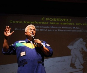 Ministro Marcos Pontes(Imagem:Estadão Conteúdo)