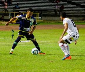 Altos e Botafogo-PB fica no 0x0 no Nordestão.(Imagem:Wilson Filho)
