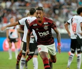 Flamengo bate Vasco e abre vantagem na final do Carioca.(Imagem:Alexandre Vidal)
