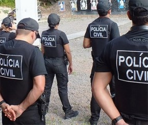 Polícia Civil do Piauí: inscrição para concurso começa nesta segunda.(Imagem:Divulgação)