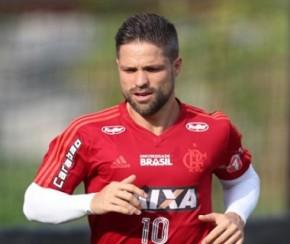 Flamengo antecipa conversas com Diego após negociação de Paquetá.(Imagem:Gilvan de Souza)