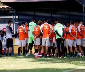 River vai anunciar o terceiro técnico na temporada.(Imagem:Letícia Santos)