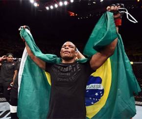 Após duas lutas canceladas, Massaranduba voltará ao UFC em julho.(Imagem:Divulgação)