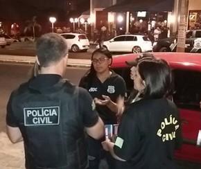 Operação 24h combate prostituição infantil em bares e postos das rodovias federais.(Imagem:Cidadeverde.com)